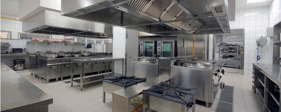 Endüstriyel Mutfak Ekipmanlarımız…